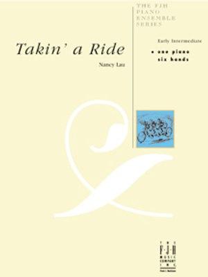 Takin' a Ride Piano