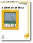 A Gentle Ocen Breeze [intermediate piano duet] Costley