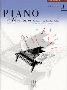 Faber Piano Adventures: Lesson Book 2A