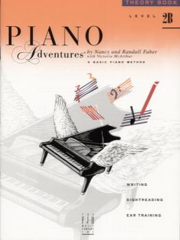 Piano Adventures-Theory-2B