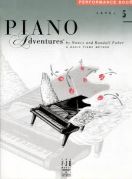Piano Adventures Performance 5
