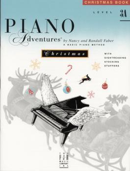 Piano Adventures Christmas 3A