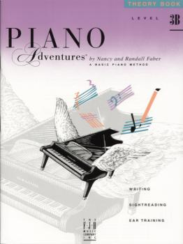 Piano Adventures Theory 3B 2nd Edition
