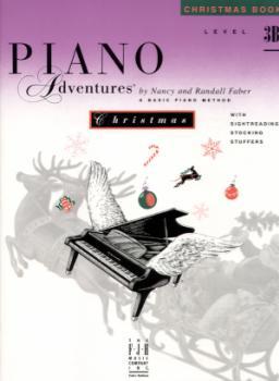Piano Adventures Christmas 3B