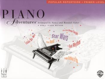 Piano Adventures® Popular Repertoire, Primer