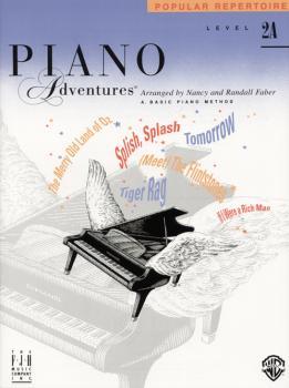 Piano Adventures Popular Repertoire
