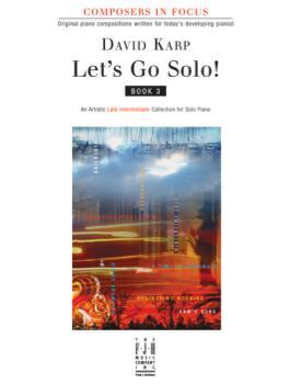 Let's Go Solo! Book 3 IMTA-C PIANO