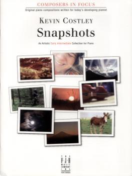 Snapshots (NFMC) Piano