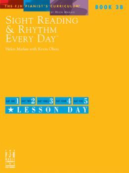 Sight Reading & Rhythm Every Day®, Book 3B Piano