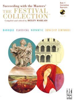 Festival Collection 4 IMTA-B/C/D FED-MD1 [intermediate piano]