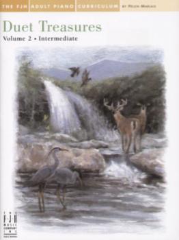 Duet Treasures Vol 2 FED-E4 [1p4h - intermediate] PIANO