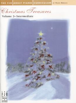 Christmas Treasures Vol. 2 - Piano