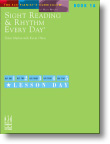 Sight Reading & Rhythm Every Day®, Book 1A Piano