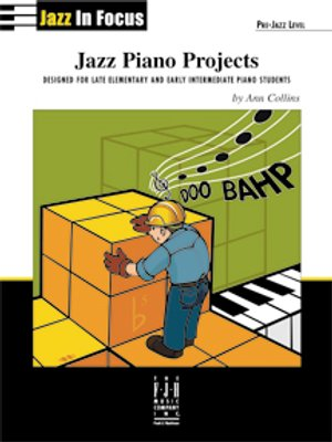 Jazz Piano Projects Piano