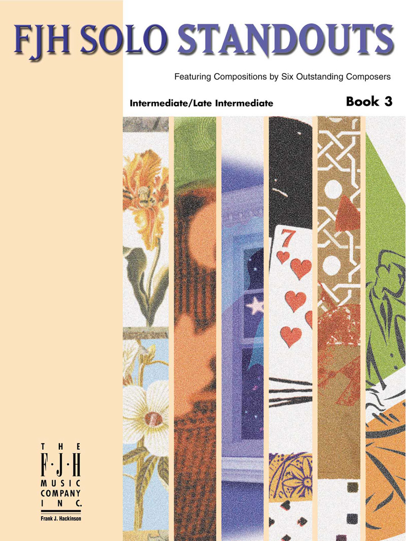 FJH Solo Standouts, Book 3 Piano