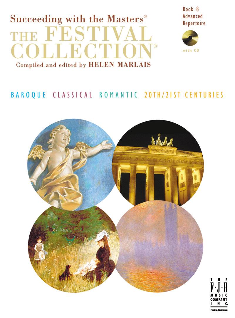 Festival Collection 8 IMTA-E / FED-MA2 [piano]