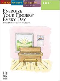 FJH Marlais/Brown Helen Marlais/Timoth  Energize Your Fingers Every Day - Book 1