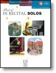Best of In Recital Solos Bk 1 IMTA-A  FED-P1 [early elementary piano]