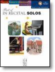 Best of In Recital Solos Bk 6 IMTA-D/FED-D1 [late intermediate piano]