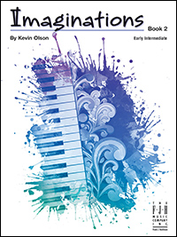 FJH Olson Kevin Olson  Imaginations Book 2