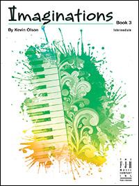 FJH Olson K Kevin Olson  Imaginations Book 3