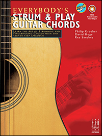 Everybody's Guitar Chords w/Audio