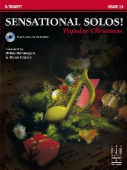 Sensational Solos Pop Xmas - Trumpet