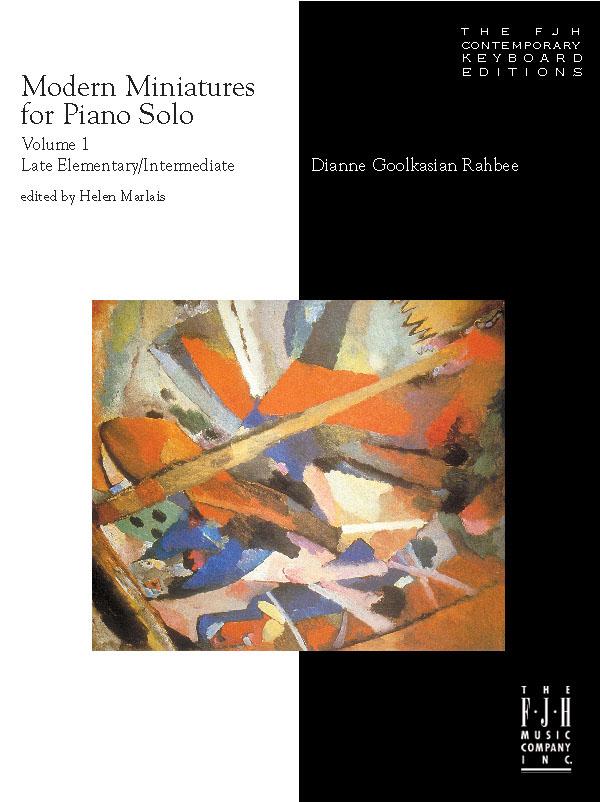 Modern Miniatures Vol 1 IMTA-B PIANO