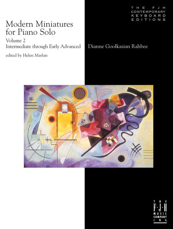 Modern Miniatures Vol 2 [piano] IMTA-C