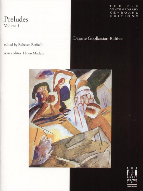 Preludes, Volume 1 (NFMC) Piano