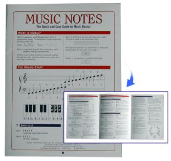 Music Notes Piano
