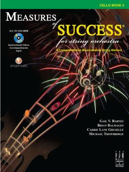 Measures of Success for String Orchestra-Cello Book 2