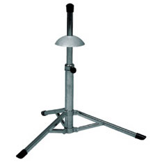 HAMILTON KB500 TRUMPET/CORNET STAND - CHROME