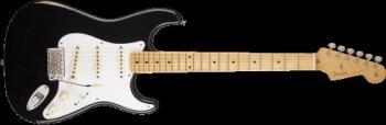 Fender 0131012306 Road Worn® '50s Stratocaster®, Maple Fingerboard, Black