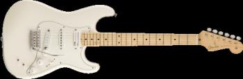 Fender 0140192305 EOB Stratocaster, Maple Fingerboard, Olympic White