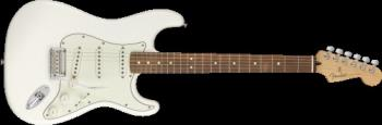Fender - Player Stratocaster®, Pau Ferro Fingerboard, Polar White