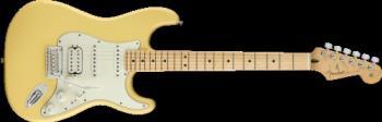 Fender 0144522534 Player Stratocaster HSS, Maple Fingerboard, Buttercream