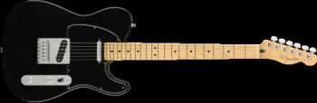 Fender 0145212506 Player Telecaster, Maple Fingerboard, Black