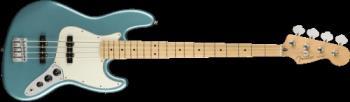 Fender 0149902513 Player Jazz Bass, Maple Fingerboard, Tidepool