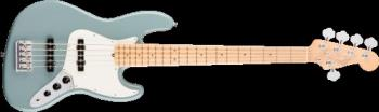 Fender 0193952748 American Pro Jazz Bass V, Maple Fingerboard, Sonic Gray