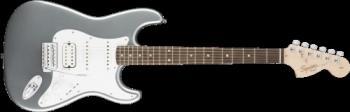 Squier 0370700581 Affinity Series  Stratocaster HSS, Laurel Fingerboard, Slick Silver