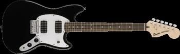 Squier 0371220506 Bullet Mustang HH, Laurel Fingerboard, Black