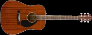 Fender 0970110022 CD-60S Dreadnought, Walnut Fingerboard, All-Mahogany
