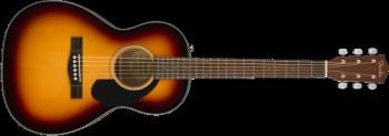 Fender 0970120032 CP-60S Parlor, Walnut Fingerboard, Sunburst