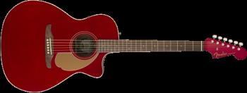 FENDER Newporter Player, Walnut Fingerboard, Candy Apple Red