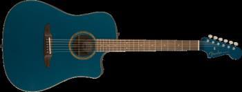 Fender 0970913299 Redondo Classic w/ Bag, Pau Ferro Fingerboard, Cosmic Turquoise