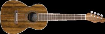 Fender 0971652121 Rincon Tenor Ukulele V2, Ovangkol Fingerboard, Natural