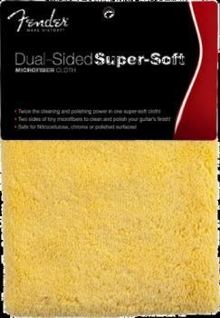 Super Soft, Dual Sided Microfiber Cloth