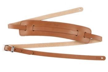 0990664021 Fender Super Deluxe Vintage-style Strap, Natural