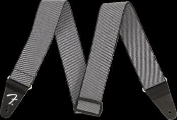 "Fender 0990685004 WeighLess  2"" Tweed Strap, White"